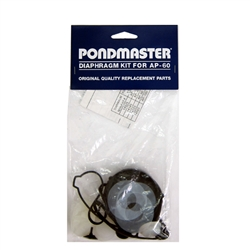 Pondmaster Replacement Diaphragm Kit for AP-60