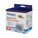 Aqueon Filter Cartridge QuietFlow 10 Medium 6-pack
