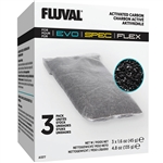 Hagen Fluval Spec Activated Carbon, 3 Pack