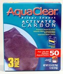 Aquaclear 50 Activated Carbon Filter Insert