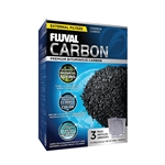 Fluval Carbon, Three 100 gm Packs