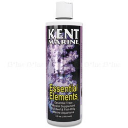 Kent Marine Essential Elements 8 oz