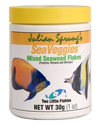 Julian Sprung's Sea Veggies Mixed Seaweed Flake 30 grams
